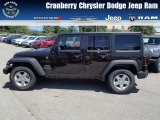 2013 Rugged Brown Pearl Jeep Wrangler Unlimited Sport 4x4 #83883820