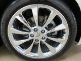 Lincoln MKS 2010 Wheels and Tires