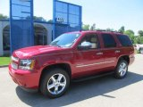 2013 Crystal Red Tintcoat Chevrolet Tahoe LTZ 4x4 #83883807