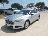 2013 Ingot Silver Metallic Ford Fusion S #83883720