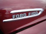 Ford F100 Badges and Logos