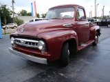 Ford F100 1953 Data, Info and Specs