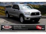 2008 Silver Sky Metallic Toyota Tundra Double Cab 4x4 #83883645