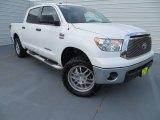 2011 Super White Toyota Tundra CrewMax 4x4 #83883940