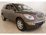 2008 Cocoa Metallic Buick Enclave CXL AWD #83884124