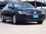 2013 Deep Black Pearl Metallic Volkswagen Jetta Hybrid SEL #83884294