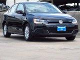 2013 Deep Black Pearl Metallic Volkswagen Jetta Hybrid SE #83884293