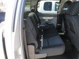 2011 Chevrolet Silverado 1500 Crew Cab 4x4 Rear Seat