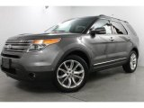 2011 Sterling Grey Metallic Ford Explorer Limited 4WD #83883606