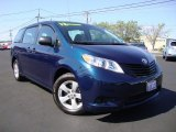 2012 South Pacific Pearl Toyota Sienna  #83884096