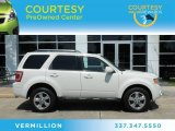 2009 White Suede Ford Escape Limited V6 #83935266