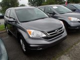 2011 Polished Metal Metallic Honda CR-V EX-L 4WD #83935295