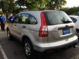 2009 Alabaster Silver Metallic Honda CR-V LX #83934986