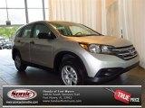 2013 Alabaster Silver Metallic Honda CR-V LX #83934980
