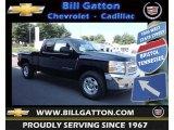 2013 Black Chevrolet Silverado 1500 LT Extended Cab 4x4 #83935277