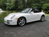 2008 Porsche 911 Carrera Cabriolet Data, Info and Specs