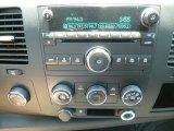 2010 Chevrolet Silverado 1500 LT Extended Cab 4x4 Controls