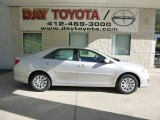 2013 Classic Silver Metallic Toyota Camry L #83935047