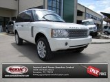 2006 Chawton White Land Rover Range Rover Supercharged #83935229
