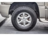 Cadillac Escalade 1999 Wheels and Tires