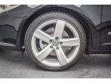Volkswagen CC 2012 Wheels and Tires