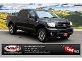 2012 Black Toyota Tundra TRD Rock Warrior CrewMax 4x4 #83934962