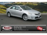 2013 Classic Silver Metallic Toyota Camry XLE V6 #83934957
