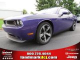 2013 Plum Crazy Pearl Dodge Challenger R/T Classic #83954600