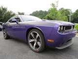 2013 Dodge Challenger R/T Classic Front 3/4 View