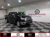 2010 Black Toyota Tundra Platinum CrewMax 4x4 #83954572