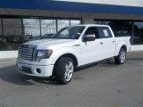 2011 White Platinum Metallic Tri-Coat Ford F150 Limited SuperCrew #83954582