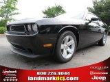 2013 Pitch Black Dodge Challenger SXT #83954602