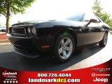 2013 Pitch Black Dodge Challenger SXT #83960997