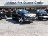 2011 Crystal Black Pearl Acura MDX Technology #83961279