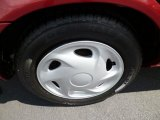 Geo Prizm Wheels and Tires
