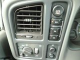 2003 Chevrolet Avalanche 1500 Z71 4x4 Controls