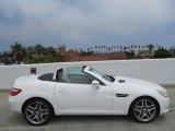 2014 Mercedes-Benz SLK Polar White