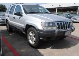 2002 Bright Silver Metallic Jeep Grand Cherokee Laredo #83961264