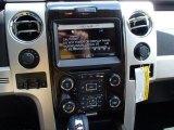2013 Ford F150 Platinum SuperCrew 4x4 Controls