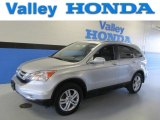 2010 Alabaster Silver Metallic Honda CR-V EX-L AWD #83960926