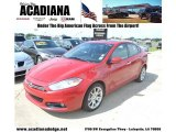 2013 Redline 2-Coat Pearl Dodge Dart Limited #83961030