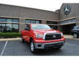 2012 Radiant Red Toyota Tundra SR5 Double Cab 4x4 #83961141