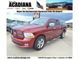 2012 Deep Cherry Red Crystal Pearl Dodge Ram 1500 ST Crew Cab 4x4 #83961020