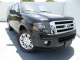 2013 Tuxedo Black Ford Expedition EL Limited #83961092