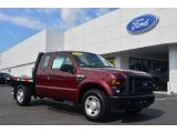 2008 Ford F350 Super Duty XL SuperCab Chassis Data, Info and Specs