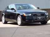 2013 Brilliant Black Audi A4 2.0T quattro Sedan #83961246