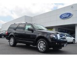 2013 Tuxedo Black Ford Expedition Limited #83961015