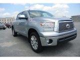 2010 Silver Sky Metallic Toyota Tundra Limited CrewMax 4x4 #83961190