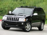 2006 Black Jeep Grand Cherokee Overland #83961078
