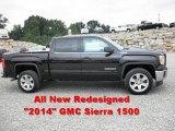 2014 Onyx Black GMC Sierra 1500 SLE Crew Cab 4x4 #83991273